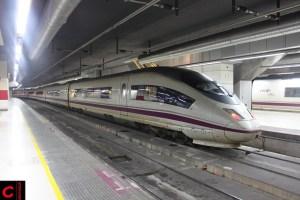 renfe 103 608-6 Velaro E in Barcelona-Sants