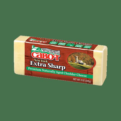 New York Extra Sharp Cheddar Cabot Creamery