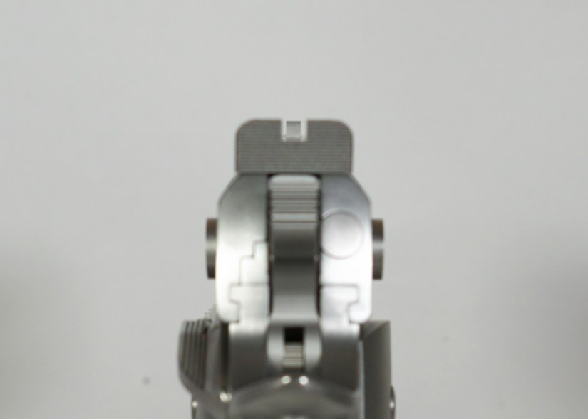 Stainless Front & Rear (ICON)