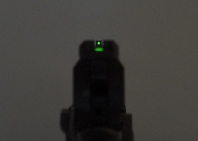 Tritium Front & Novak Tritium Rear Night