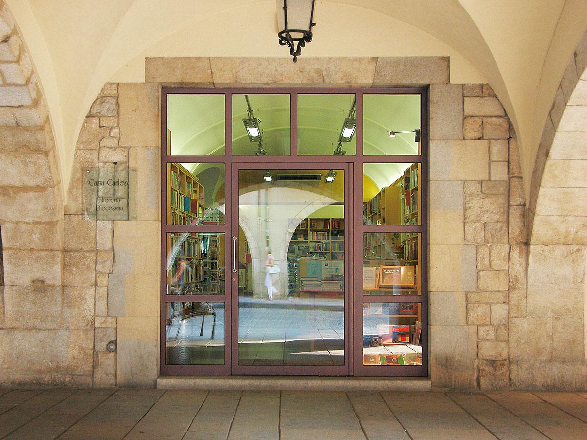 Llibreria Diocesana Casa Carles a Girona  Metllics Cabratosa