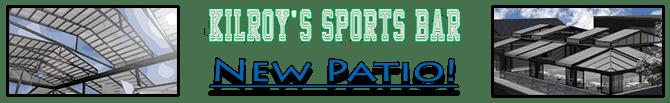 Kilroys New Patio