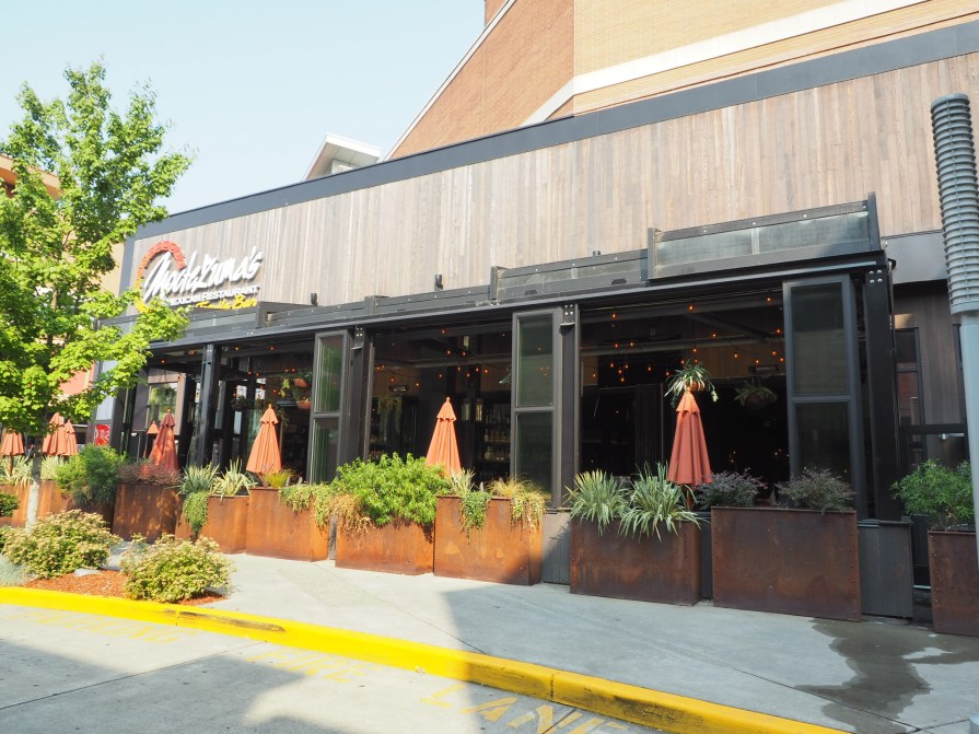 Moctezuma's Seattle retractable patio year round dining