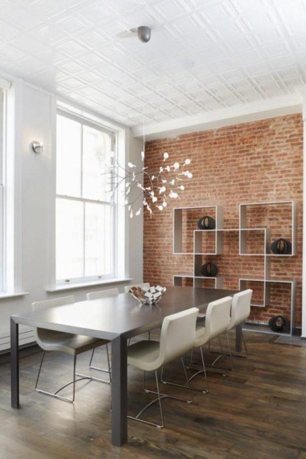 Dining Room Wall Decor Ideas: Shelves - Cabritonyc.com