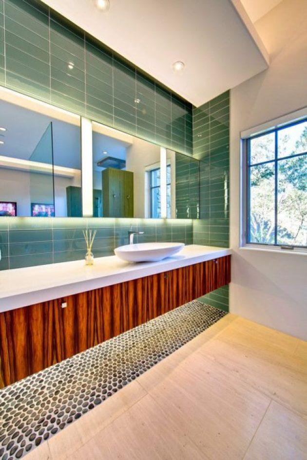 Bathroom Mirror Ideas - Backlit Mirrors - Cabritonyc.com