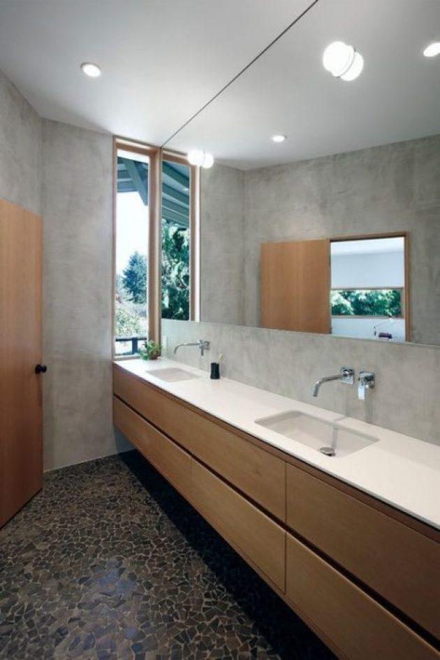 Bathroom Mirrors Ideas Big Style - Cabritonyc.com