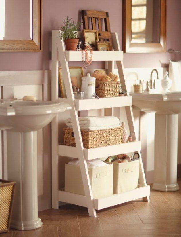 Bathroom Storage Ideas - A-Plus Shelves - Cabritonyc.com