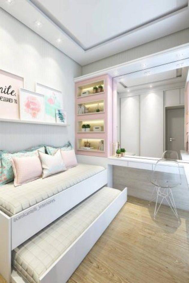 Teen Girl's Bedroom Ideas - Teenage Girl Bedroom Ideas For Small Rooms - Cabritonyc.com