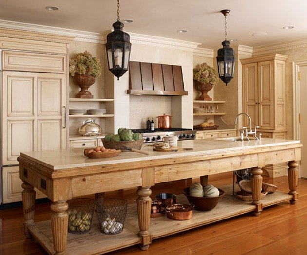 Kitchen Lighting Ideas - Vintage - Cabritonyc.com