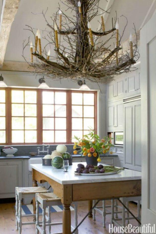 Kitchen Lighting Ideas - Edison Bulb Chandelier A - Cabritonyc.com