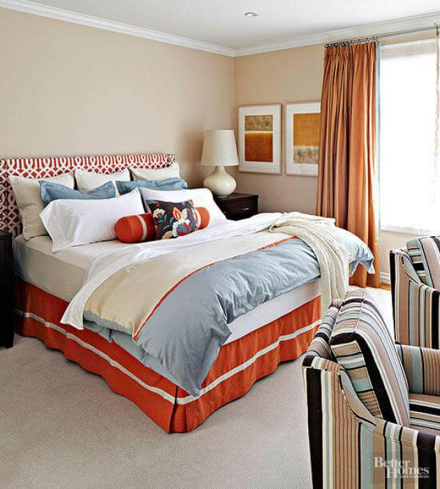 Small Master Bedroom Decor Ideas - Complementary and Chic - Cabritonyc.com