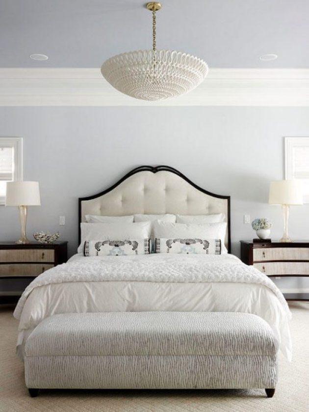 Romantic Master Bedroom Decor Ideas - Great Grays - Cabritonyc.com