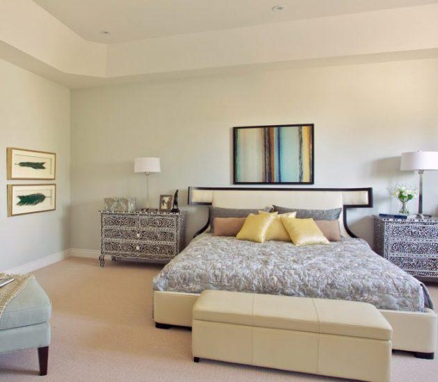 Modern Master Bedroom Decor Ideas - One Color, Endless Possibilities - Cabritonyc.com