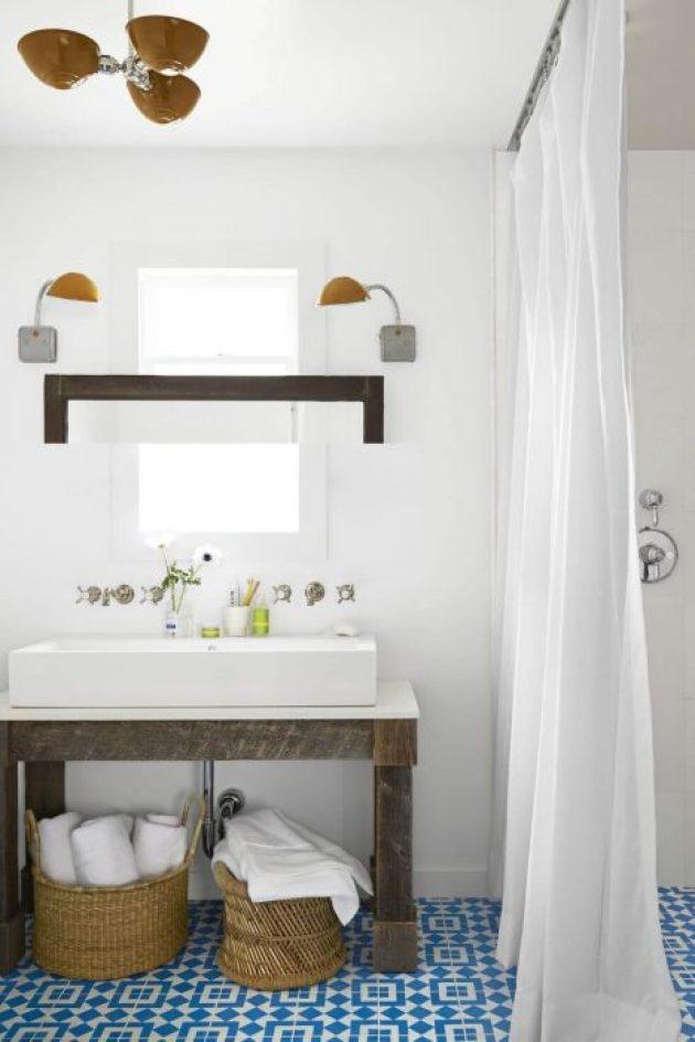 Bathroom Organizing Ideas 2 Storage Baskets