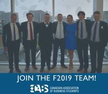 F2019 Executive Recruitment Now Happening