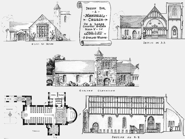 G.E. Wilson Archive