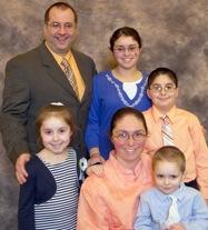 Doug and LaDonna Joseph, fourth pastor & first lady