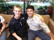 Zach-Miracle-109-Zach-with-Caleb-Tisdale-at-HealthSouth-2012-07-19