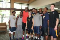 Zach-Miracle-90-Zach-with-WVU-Basketball-Team-at-HealthSouth-2012-07-19