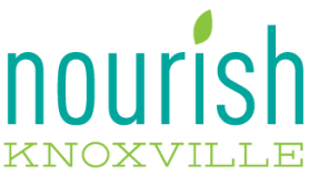 Nourish Knoxville Logo