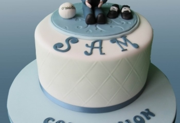 First Holy Communion Cakes Cacawillisie