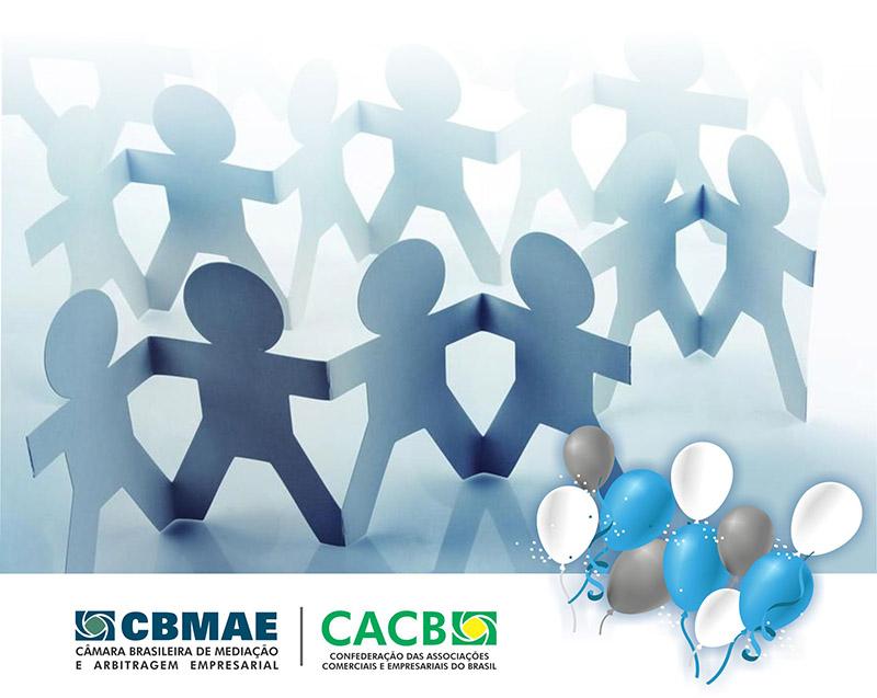 Parabéns CBMAE CACB 21 anos