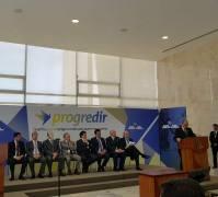 Honório Pinheiro Programa Progredir CACB CNDL Unecs assina protocolo de intenções com o governo federal