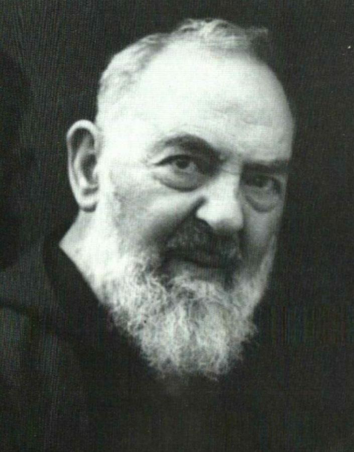 028 Frasi Celebri Di Padre Pio Annotate