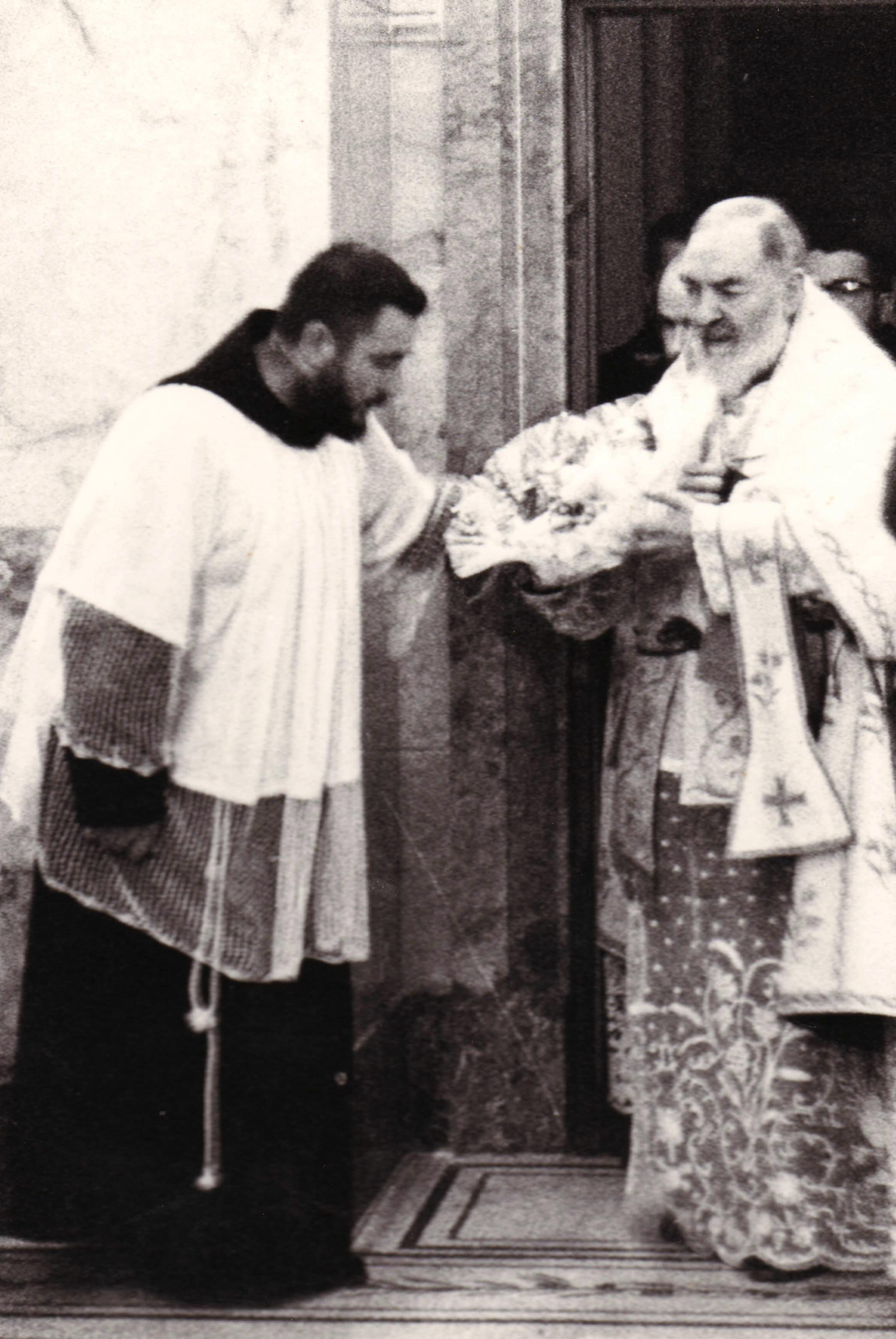 Padre Pio In His Own Words About Hymself God Jesus Holy