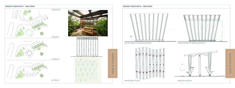 Individual Design Iterations - Yibo