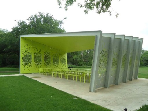 College Park Pavilion - http://architexas.com/project/college-park-pavillion/