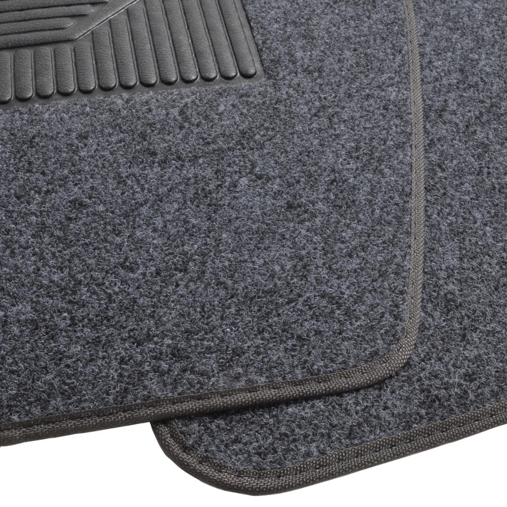 BDKUSA 3 Row Best Quality Carpet Car Auto Mats for SUV Van