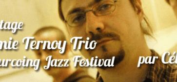 Jérémie Ternoy Trio tourcoingj azz festival 2011