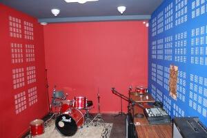 studio-équipé