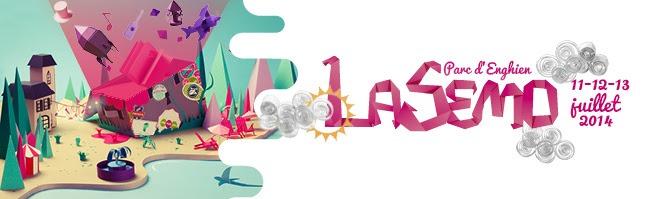 LaSemo 2014 festival parc enghien 11 12 13 juillet