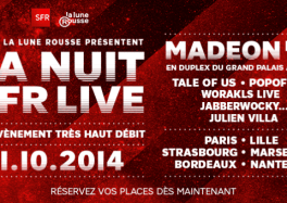nuitsfrlive-sfrlivepass 11 octobre 2014 lille