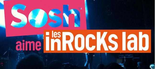 sosh les inrocks lab 2015