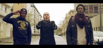 Boskomat feat Feini-X Crew clip youtuve video Boskomat feat Feini-X Crew Le Temps Presse cacestculte