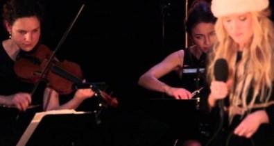 Kyrie Kristmanson & Quatuor Voce - Bad Body