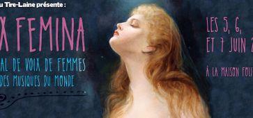 Festival Vox Femina lille 2015 cacestculte