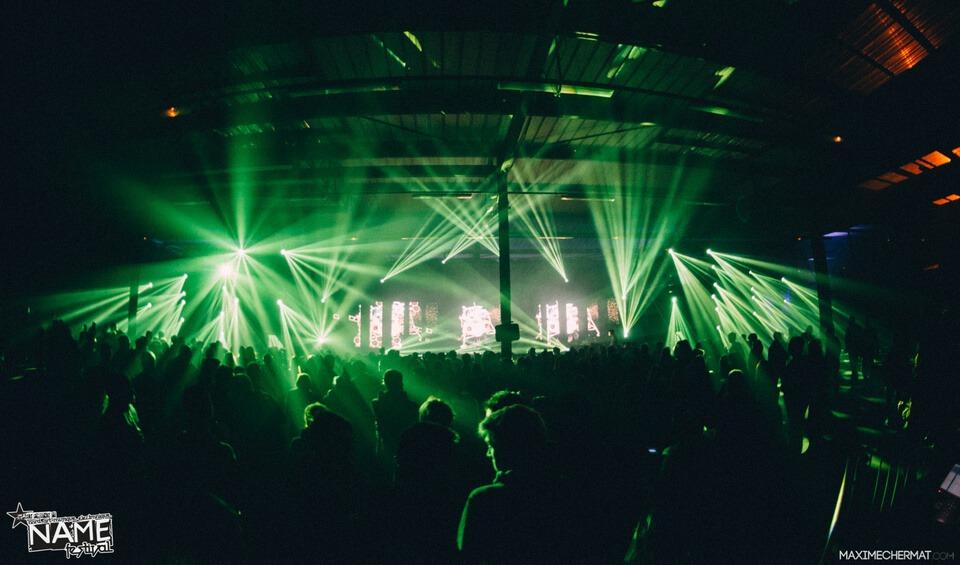 N.A.M.E Festival 2015 : la nuit du 2 octobre 2015 © Maxime Chermat Photography - www.maximechermat.com N.A.M.E festival 2015