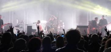 Editors In dream au Splendid de Lille cacestculte