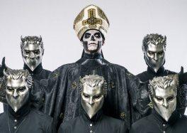 Ghost en tournée et à Lille 2015 concert cacestculte
