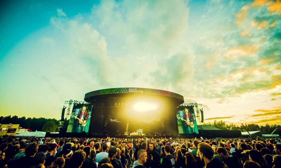The Offspring Rock werchter 2016 festival The Offspring cacestculte