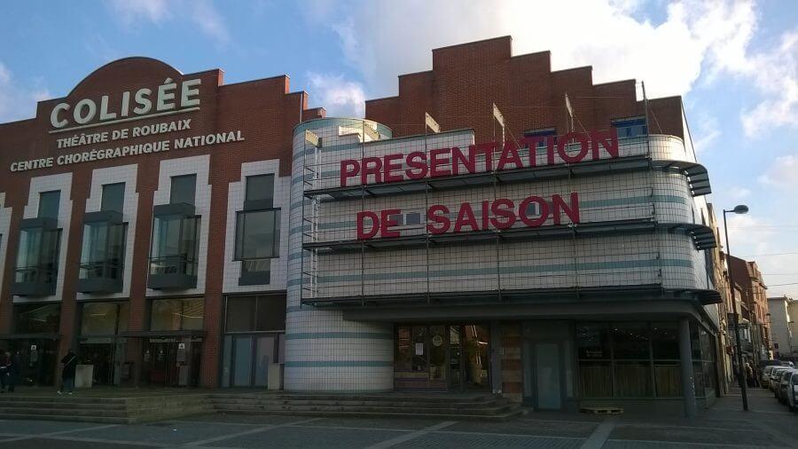 Colisée de Roubaix saison 2016-2017