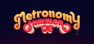 Metronomy Summer 08 album