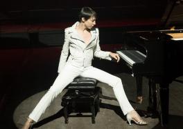concert jeanne cherhal lille paris Lens colisée