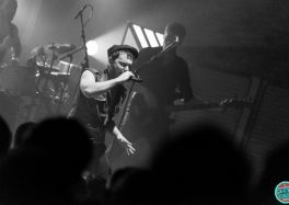 Babylon Circus + Cyril pour les Enchanteurs à Beuvry © Ludovic Mannechez