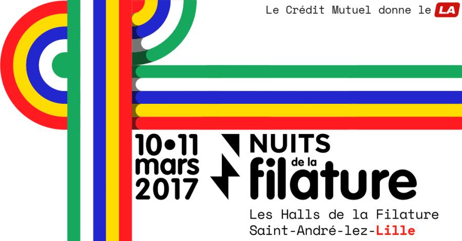 les nuits de la filature festival mars 2017 saint andré lez lille