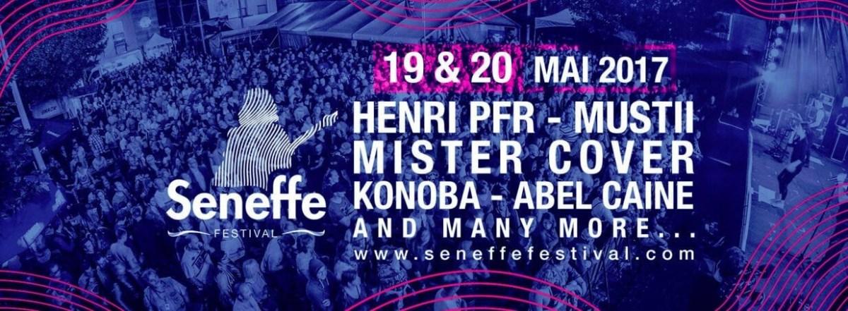 Seneffe Festival 2017 ça c'est culte